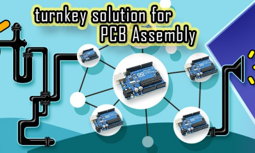 Benefits of turnkey PCB assembly services for makers&start-ups