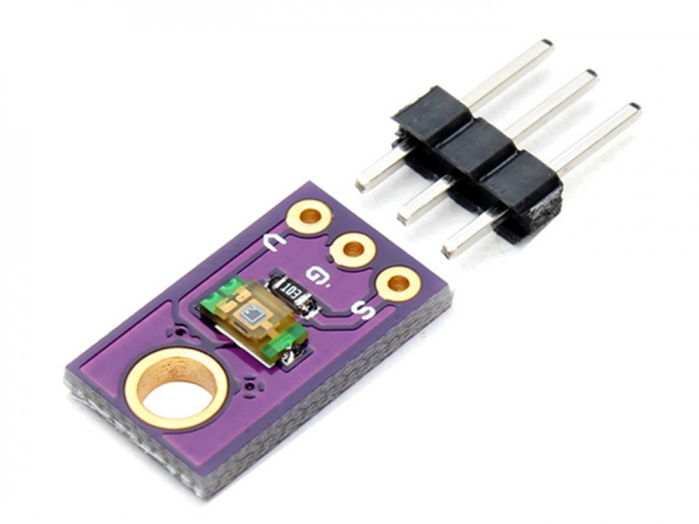 Ambient Light Sensor >> Ambient Light Sensor Breakout Temt6000
