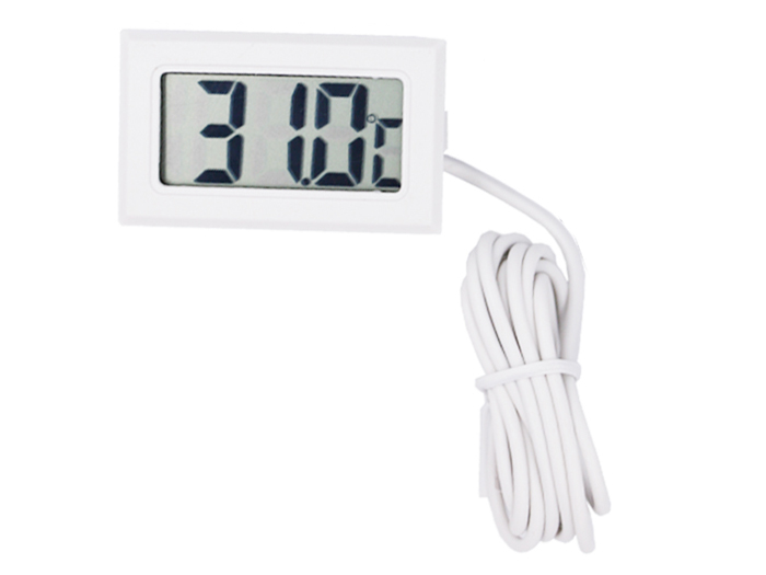 Mini Thermometer with LCD