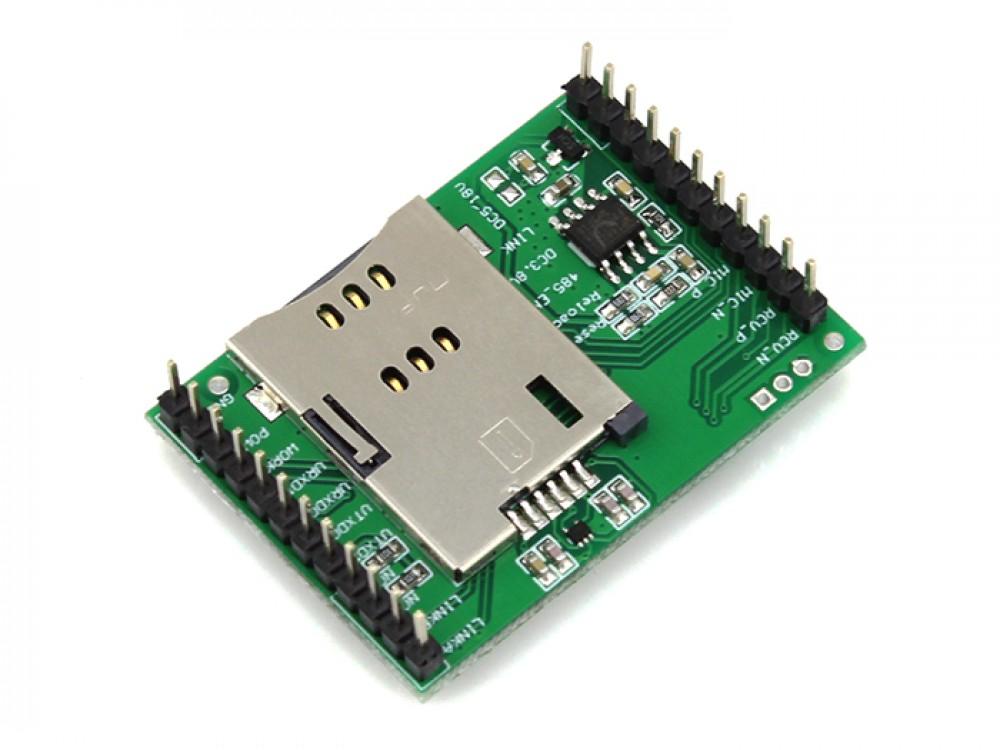UART TTL GPRS/GSM Module