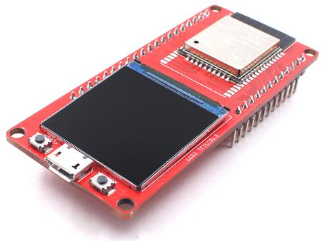 File:MakePython ESP32 Color LCD.jpg