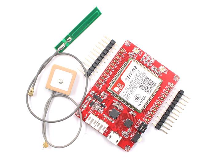 Maduino SIM808 GPS Tracker - MakerFabsWiki