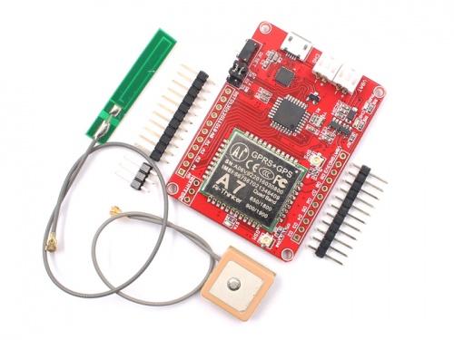 Maduino GPRS GPS A7 - MakerFabsWiki