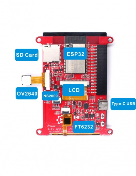 File:ESP32 TFT LCD with Camera 9.JPG